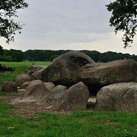 Hunebed D52, Groningerweg 3, Diever, The Netherlands Cooper-Art 3