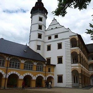 National Castle Velke Losiny