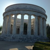 The Harding Memorial Marion, OH 9/13
