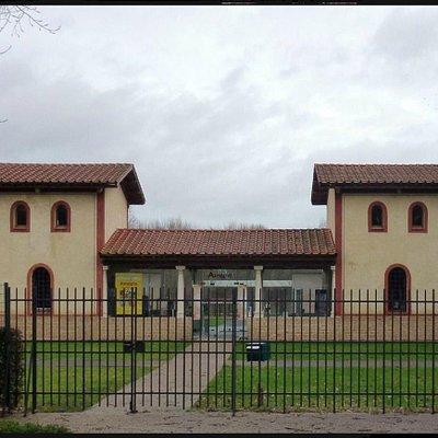 Le parc de reconstitution archéologique