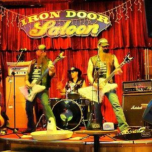 Iron Door Saloon - ZZ Top tribute band