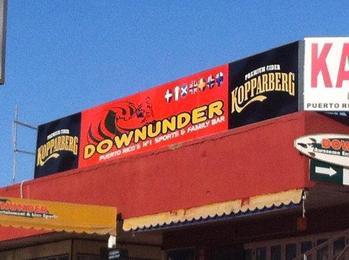 Downunder 2014