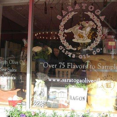 Saratoga Olive Oil Shop