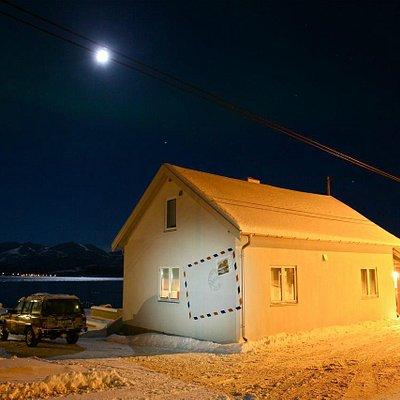 Posthuset Expedition Lodge. Basecamp Senja