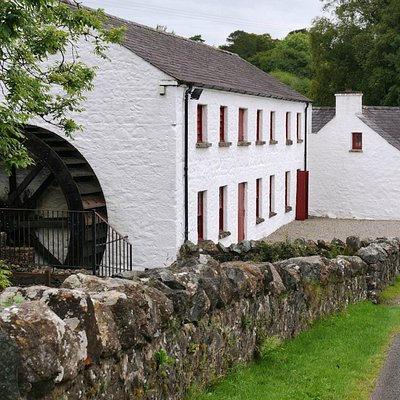 Wellbrook mill and cottage.