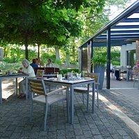 Holdenstedter Hof - Die Terrasse