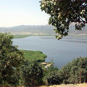 Zarivar Lake, Marivan, Kurdistan, Iran