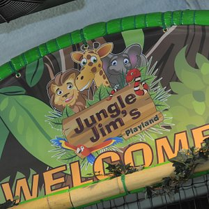 Its A Jungle in Here.......