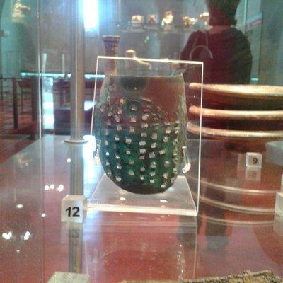 Una grattugia in bronzo di 2000 anni fa !