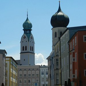 Blick Richtung Max-Josefs-Platz