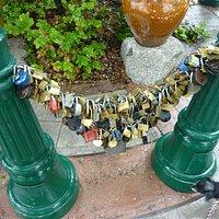 Lover's Lock Plaza