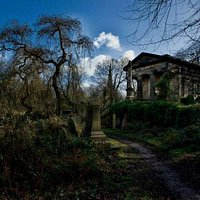Non-Conformist chapel, Sheffield General Cemetery