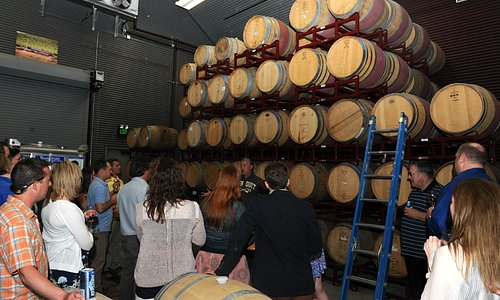 J. Dusi Barrel Room