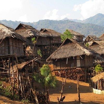 Pan Pack village of Lahu Shi