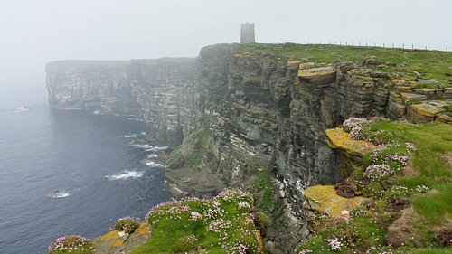 Marwick Head and the Kitchener Memorial