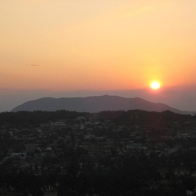 View from Gangilonga Rock