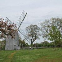 The 1812 Sherman Windmill
