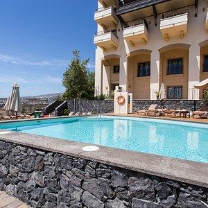The Pool at Vincci Seleccion La Plantacion del Sur