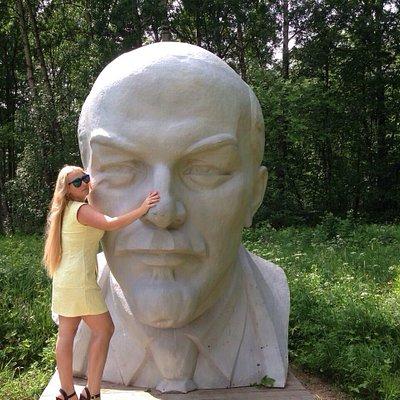 Я и Ленин