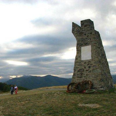 Sliva monument