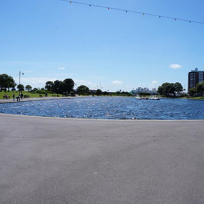 Canoe Lake Southsea