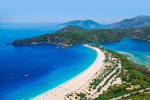 How about a trip to paradise? Frequently rated among the top beaches in the world, Ölüdeniz is a