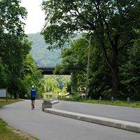 Wasena Park Coming To Bridge To Vic Thomas Park