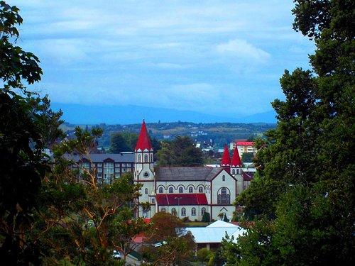 Vista do Cerro Calvário - Puerto Varas