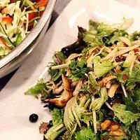 Fruit & Walnut Salad - The Woolworth