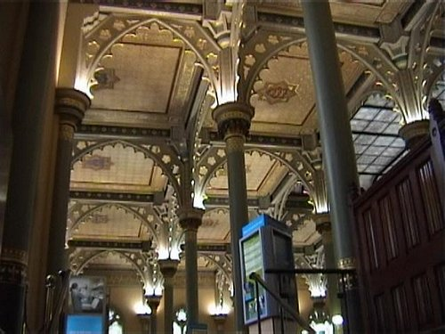 Gothic Bank Ceiling