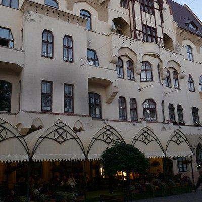 The German House.