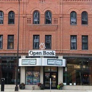 Open Book 1011 Washington Ave. South. Minneapolis MN 55415