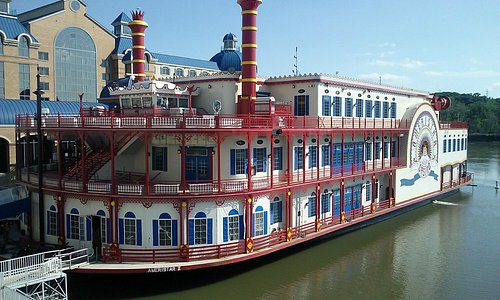 Riverboat cacino