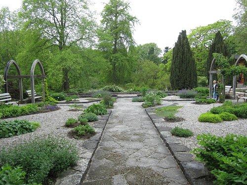 Visby Botanical Garden