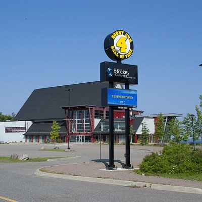 The Bobby Orr Hall of Fame