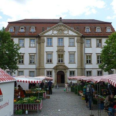 2014-06 Kunstpalais (im Bürgerpalais Stutterheim), Marktplatz 1, Erlangen