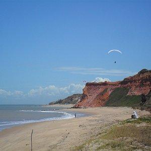 Praia das Falésias
