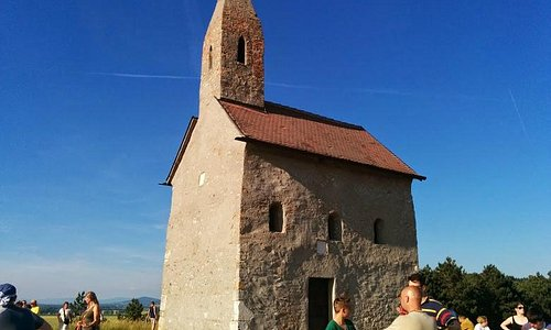 Very old church in Drazovce