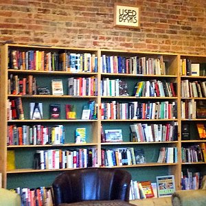 Mostly new (some used) at Scuppernong Books