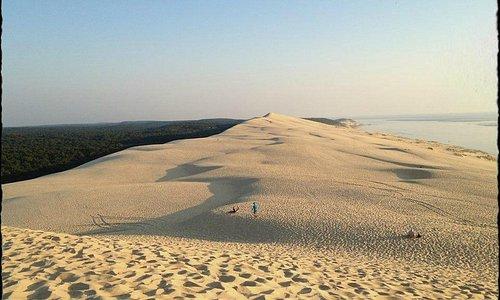 La dune du Pilat, site classé