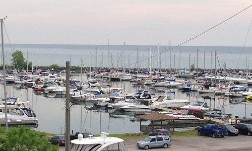 Port Dover harbour