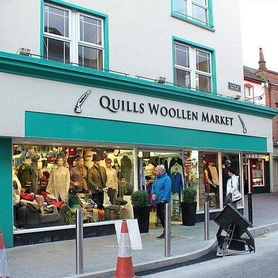 Quill's Woolen Market