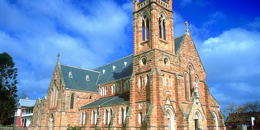 Local Historic Architecture - St. Michael's Cathedral