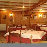 Comedor del restaurante La Picada