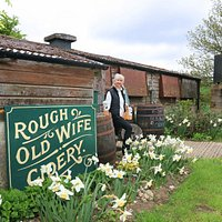 Rough Old Wife Cidery - Elmsted