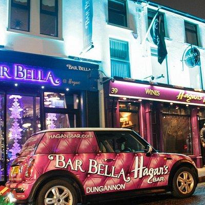 Hagan's Bar & Bar Bella
