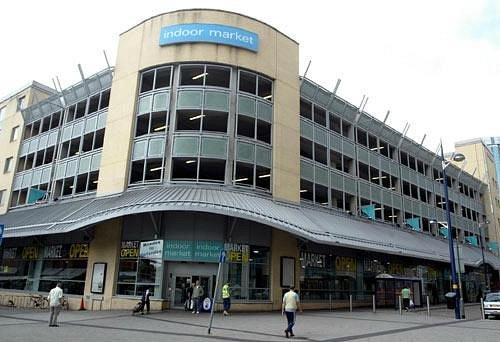 Birmingham Indoor Market