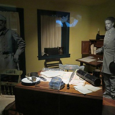 Inside the Museum of General Lee's Headquarters