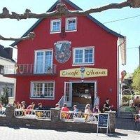 Eiscafé Avanti - Am Postplatz in Kaisersesch