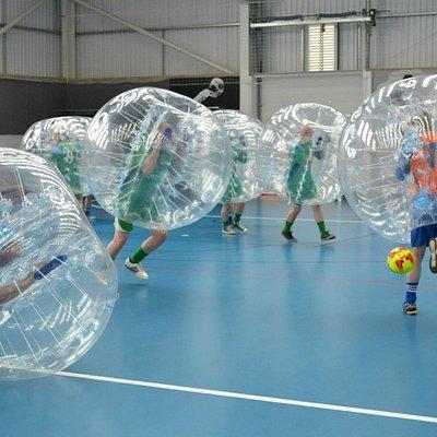 Zorb Football (Bubble Football)